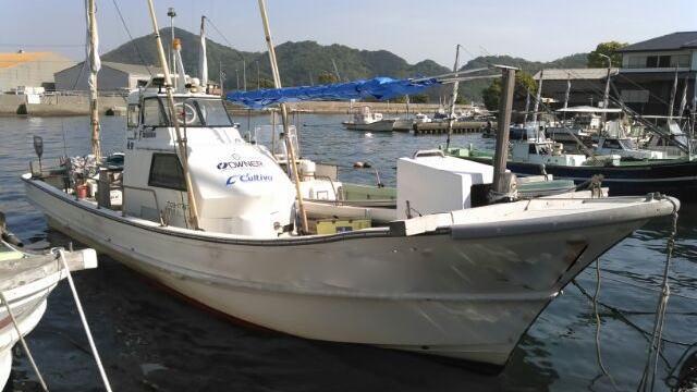 鳴門、鳴門海峡 船釣り、釣り船 愛海