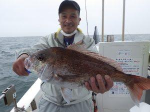 鳴門 釣船 愛海 鯛ジグ
