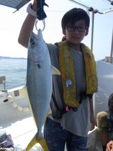鳴門海峡 釣船 愛海 鯛ラバ