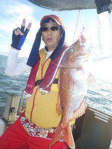鳴門釣船、鯛ラバ 愛海