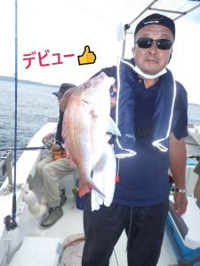 鳴門釣船、鯛ラバ、愛海
