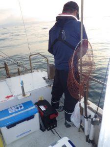 鳴門 遊漁船 愛海 鯛ラバ