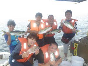 鳴門釣船 鳴門遊漁船 愛海 太刀魚