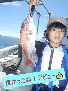 鳴門 釣船 釣り船 愛海 鯛ラバ