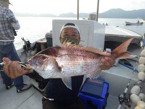鳴門 釣船 愛海 太刀魚 タチウオ