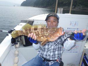 鳴門釣船 愛海 太刀魚 タチウオ