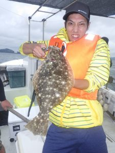鳴門釣船遊漁船愛海太刀魚タチウオ