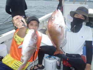 鳴門 釣船 遊漁船 愛海 太刀魚 タチウオ