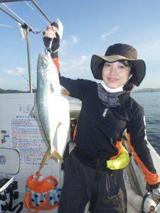 鳴門 釣船 遊漁船 愛海 タチウオ