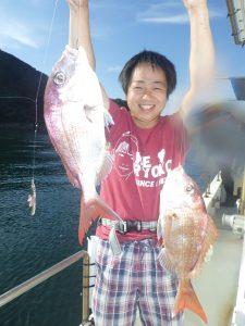 鳴門釣り船 遊漁船 愛海 太刀魚