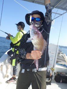 鳴門釣船 遊漁船 愛海 タチウオ