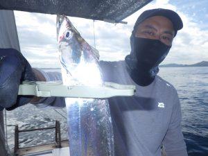 鳴門 遊漁船 愛海 ジギング