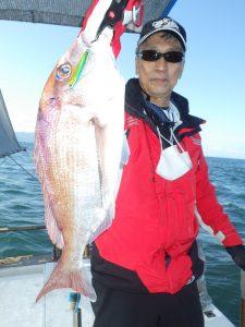 鳴門遊漁船 愛海 ジギング 太刀魚
