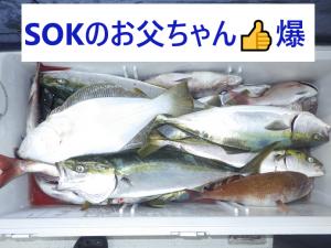 鳴門 遊漁船 愛海 太刀魚 タチウオ